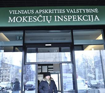 VMI tikrins gyventojų sąskaitas bankuose